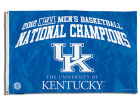 Kentucky Wildcats Rico Industries 2012 NCAA National Champ Banner Flag Flags & Banners