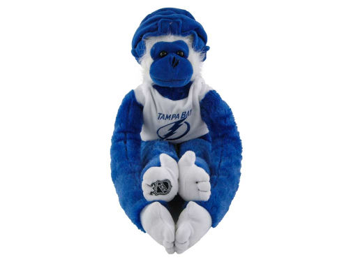 Tampa Bay Lightning Team Beans Rally Monkey