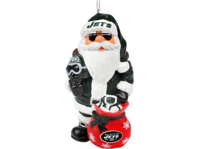 Thematic Santa Ornament