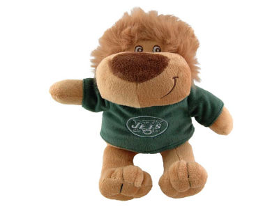 Plush Seated Lion