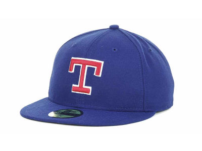 Texas Rangers MLB 2012 Turn Back The Clock 59FIFTY Hats