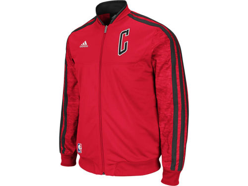 Chicago Bulls adidas NBA Weekday On-Court Jacket