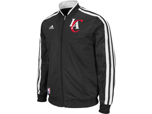 Los Angeles Clippers adidas NBA Weekday On-Court Jacket