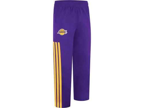 Los Angeles Lakers adidas NBA Home/Road On-Court Pant