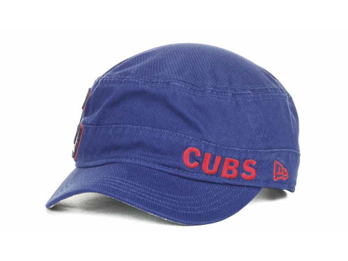 Chicago Cubs New Era MLB 2012 Womens Stars & Stripes Cap Hats