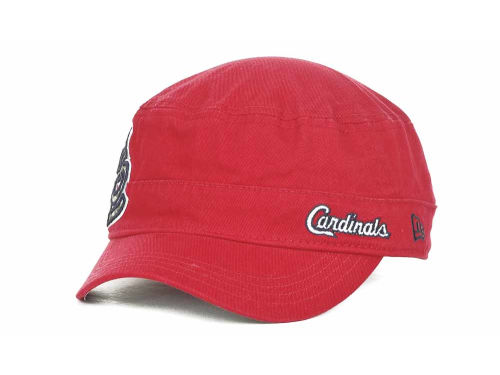St. Louis Cardinals New Era MLB 2012 Womens Stars & Stripes Cap Hats