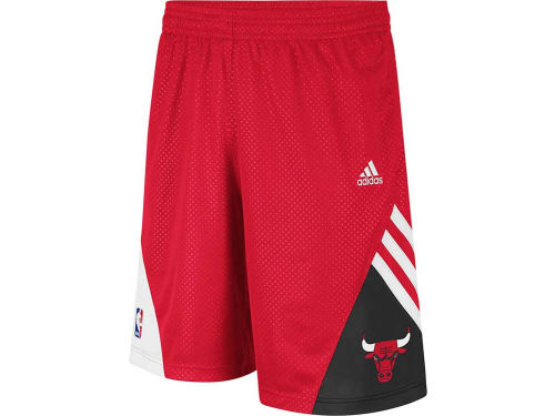 Chicago Bulls adidas NBA Pre-Game Short 12-13
