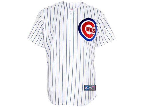 Chicago Cubs Majestic MLB CB Authentic On-Field Jersey
