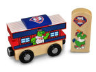 Philadelphia Phillies Wooden Caboose Toys & Games