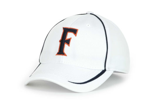 Cal State Fullerton Titans Top of the World NCAA Lunatech White Cap Hats