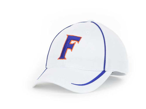 Florida Gators Top of the World NCAA Lunatech White Cap Hats