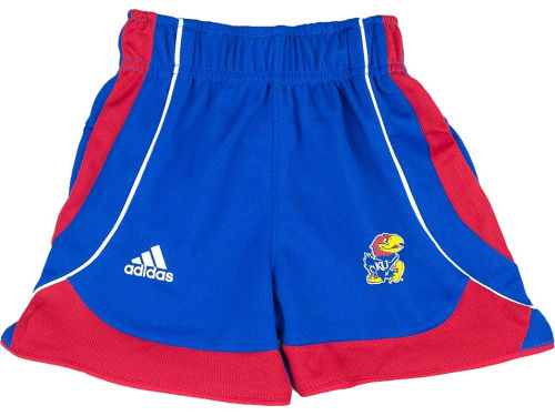 Kansas Jayhawks Outerstuff NCAA Infant Replica Basketball Shorts