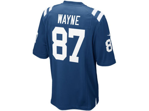 Indianapolis Colts Wayne Nike NFL Game Jersey