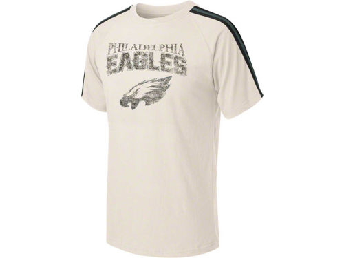 Philadelphia Eagles Outerstuff NFL Youth Vintage Raglan T-Shirt