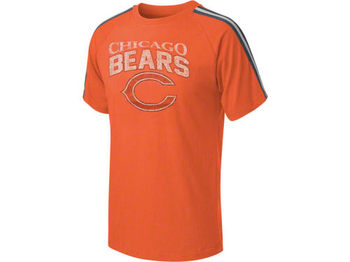 Chicago Bears Outerstuff NFL Youth Vintage Raglan T-Shirt