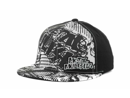Metal Mulisha Clip 210 Flex Hat Hats