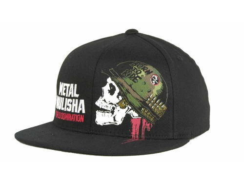 Metal Mulisha Full Metal 2 210 Flex Cap Hats