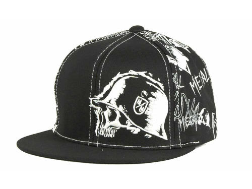 Metal Mulisha Youth Wreckless 210 Flex Cap Hats
