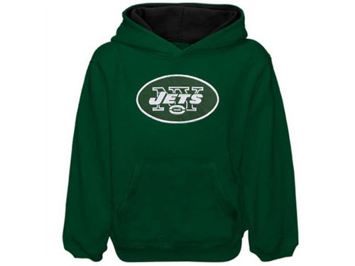 New York Jets Outerstuff NFL Youth Sportsman Pullover Hoodie