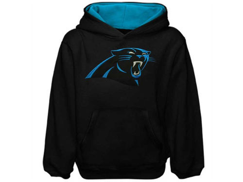 Carolina Panthers Outerstuff NFL Youth Sportsman Pullover Hoodie