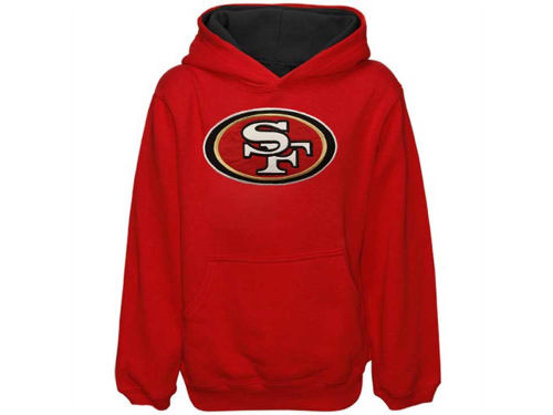 San Francisco 49ers Outerstuff NFL (4-7) Prime Pullover Hoodie