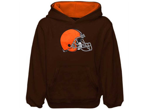 Cleveland Browns Outerstuff NFL Youth Sportsman Pullover Hoodie