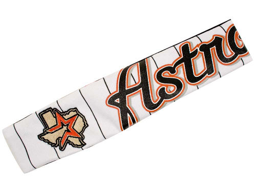 Houston Astros Fan Band Headband