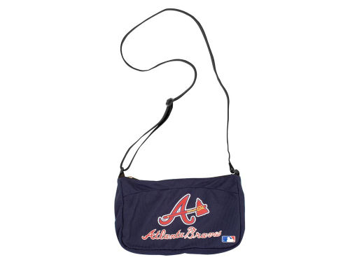Atlanta Braves Little Earth Jersey Mini Purse