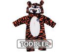 Auburn Tigers NCAA Toddler Mascot Fleece Outfit Infant Apparel