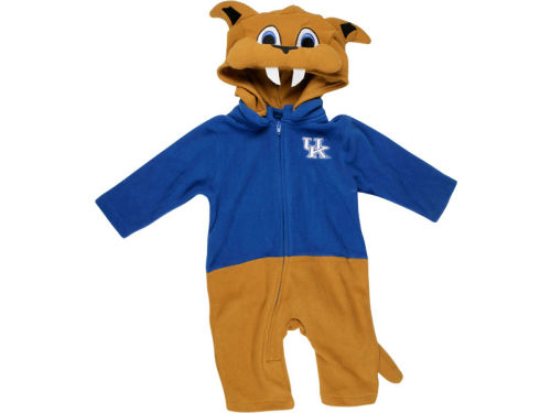Kentucky Wildcats NCAA Toddler Mascot Fleece Outfit