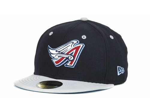 Los Angeles Angels of Anaheim New Era MLB G-Stitch 59FIFTY Hats