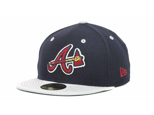 Atlanta Braves New Era MLB G-Stitch 59FIFTY Hats