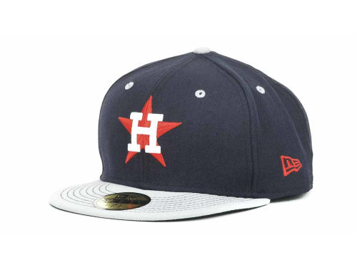 Houston Astros New Era MLB G-Stitch 59FIFTY Hats