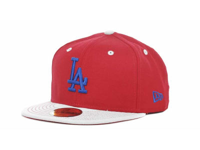 Los Angeles Dodgers MLB G-Stitch 59FIFTY Hats