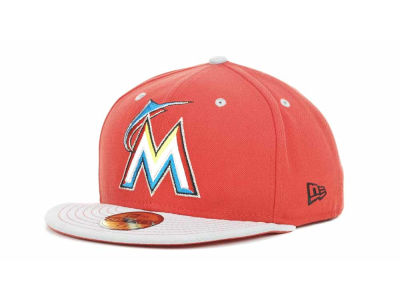 Miami Marlins MLB G-Stitch 59FIFTY Hats