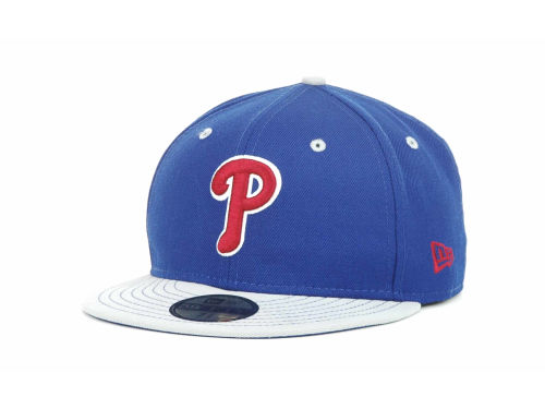 Philadelphia Phillies New Era MLB G-Stitch 59FIFTY Hats