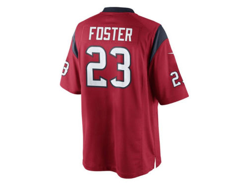 Houston Texans Arian Foster Nike NFL Men's Limited Jersey