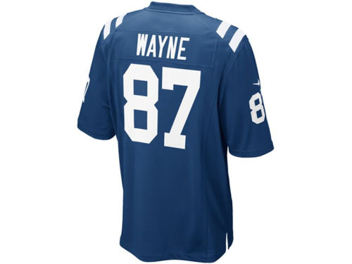 Indianapolis Colts Reggie Wayne Nike NFL Men's Limited Jersey
