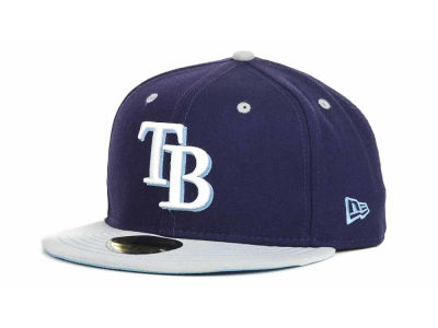Tampa Bay Rays MLB G-Stitch 59FIFTY Hats