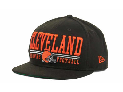 Cleveland Browns NFL Lateral 9FIFTY Snapback Hats