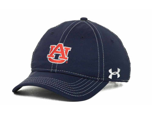Auburn Tigers Under Armour NCAA UA Womens Zone Adjustable Cap 2012 Hats