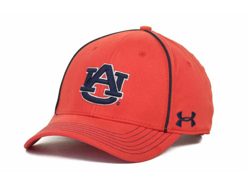 Auburn Tigers Under Armour NCAA UA Charged Adjustable Cap 2012 Hats