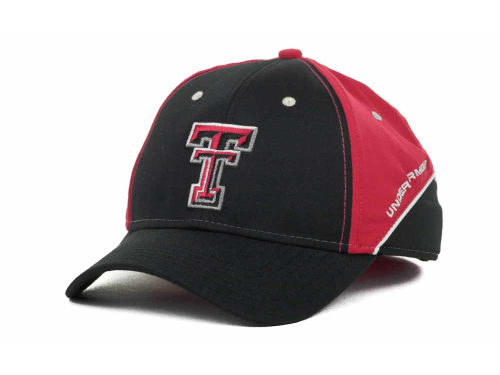 Texas Tech Red Raiders Under Armour NCAA UA Sideline Flex II Cap 2012 Hats