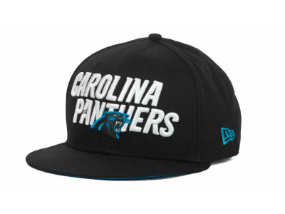 Carolina Panthers NFL Endzone 9FIFTY Snapback Hats