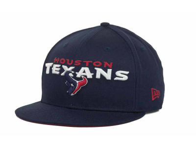 Houston Texans NFL Endzone 9FIFTY Snapback Hats