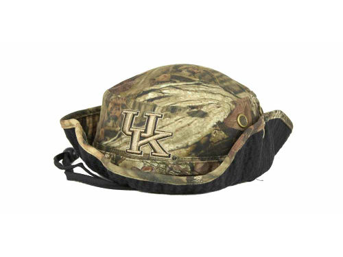 Kentucky Wildcats Top of the World NCAA Camo Boonie Hat Hats