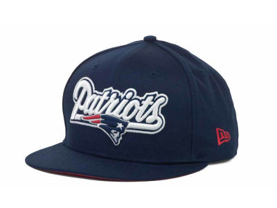 New England Patriots NFL Endzone 9FIFTY Snapback Hats