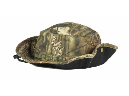 LSU Tigers Top of the World NCAA Camo Boonie Hat Hats