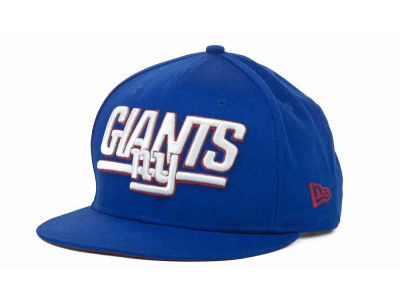 New York Giants NFL Endzone 9FIFTY Snapback Hats