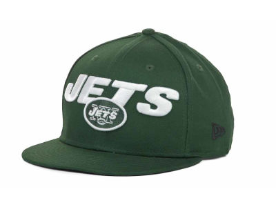 New York Jets NFL Endzone 9FIFTY Snapback Hats